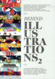 Vente livre :  Behind illustrations 2  - Collectif