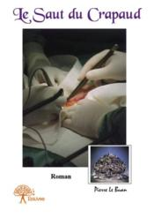 Le saut du crapaud - Couverture - Format classique