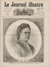 Journal Illustre (Le) N°9 du 01/03/1874 - Couverture - Format classique