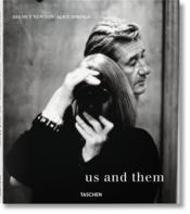 Vente  Helmut Newton and Alice Springs ; us and them  - Collectif