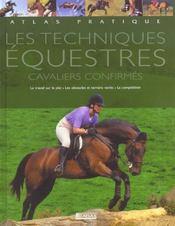 Les Techniques Equestres - Intérieur - Format classique