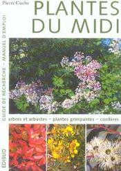 T1 Plantes Du Midi Arbres Arbustes Plantes Grimpantes Nlle Edt - Intérieur - Format classique