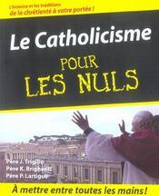 Catholicisme Pour Les Nuls (Le) - Intérieur - Format classique