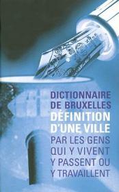 Dictinnaire De Bruxelle - Intérieur - Format classique