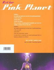 Art-of t.2 ; pink planet - 4ème de couverture - Format classique