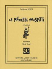La princesse Rouspette - Couverture - Format classique