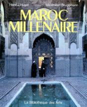 Maroc millénaire - Couverture - Format classique