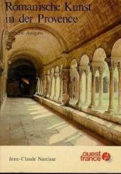 Art Roman En Provence (All) - Couverture - Format classique