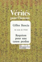 Requiem pour une cause perdue - Couverture - Format classique