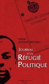Journal d'un refugié politique - Intérieur - Format classique