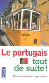 Le portugais tout de suite - Intérieur - Format classique