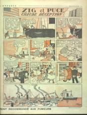 Dimanche Illustre N°290 du 16/09/1928 - Intérieur - Format classique