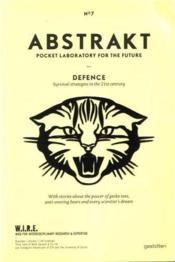 Abstrakt 7: survival strategies in the 21st century /anglais - Couverture - Format classique