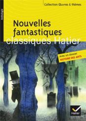 Nouvelles fantastiques - Couverture - Format classique