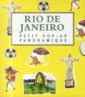 Petit pop-up panoramique t.9 ; Rio de Janeiro - Couverture - Format classique
