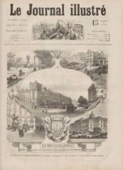 Journal Illustre (Le) N°10 du 08/03/1874 - Couverture - Format classique