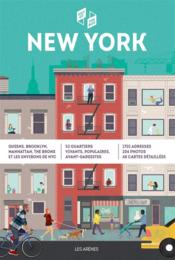 Vente livre :  Guide New York ; out of the box  - Laure Watrin
