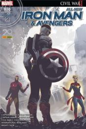All-New Iron Man & Avengers N.10  - All-New Iron Man & Avengers