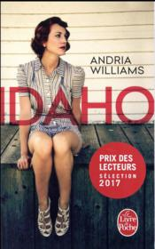 Vente livre :  Idaho  - Williams-A - Williams Andrea - Andria Williams