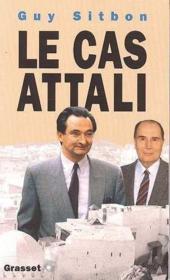Le Cas Attali - Couverture - Format classique