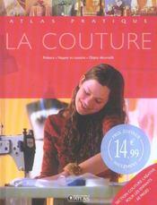 Atlas pratique de la couture - Intérieur - Format classique