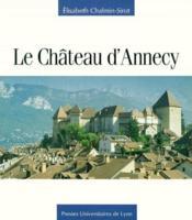 Le château d'Annecy - Couverture - Format classique