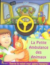 La petite ambulance des animaux - Intérieur - Format classique