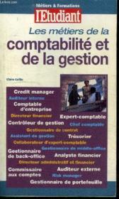 Les Metiers De Comptabilite Et De Gestion ; Edition 2001 - Couverture - Format classique