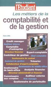 Les Metiers De Comptabilite Et De Gestion ; Edition 2001 - Intérieur - Format classique
