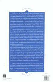 Faire La Classe A Plusieurs Maitres Et Partenariats A L Ecole Elemantaire - 4ème de couverture - Format classique