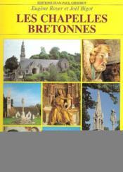 Chapelles Bretonnes - Couverture - Format classique