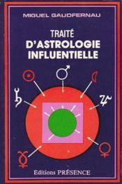 Traité d'astrologie influentielle - Couverture - Format classique