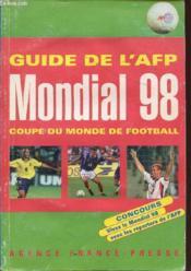 Guide officiel afp coupe du monde de footba - Couverture - Format classique