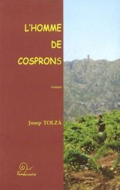 L'Homme De Cosprons - Couverture - Format classique
