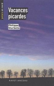 Vacances picardes - Couverture - Format classique