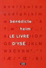 Le livre d'ysé - Intérieur - Format classique