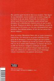 Le livre d'ysé - 4ème de couverture - Format classique
