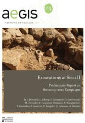 Vente  Excavations At Sissi Ii Aegis 4 (2009-2010)  - Collectif
