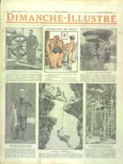 Dimanche Illustre N°291 du 23/09/1928 - Couverture - Format classique