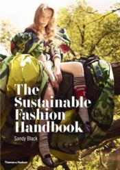 The Sustainable Fashion Handbook /Anglais - Couverture - Format classique