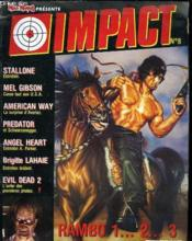 Mad Movies Impact N°8 - Couverture - Format classique