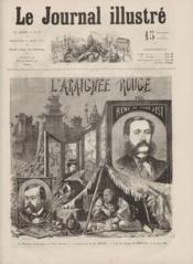 Journal Illustre (Le) N°11 du 15/03/1874 - Couverture - Format classique