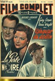 Stars Et Films - Tous Les Jeudis Film Complet N° 166 - La Perle Noire - Vainqueur Du Destin - Couverture - Format classique