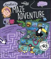 Vente livre :  Amelia's maze adventure (édition 2017)  - Collectif - Sally Morgan