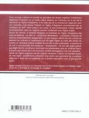 Histoire De L'Eglise D'Angleterre De La Reforme A Nos Jours - 4ème de couverture - Format classique