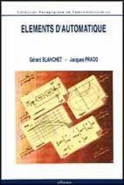 Elements D'Automatique - Intérieur - Format classique