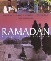 Ramadan - Couverture - Format classique