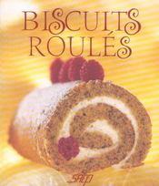 Biscuits roules - Intérieur - Format classique