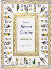 Aimer La Cuisine De Bretagne - Couverture - Format classique