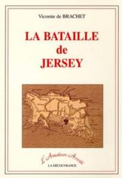 La Bataille De Jersey - Couverture - Format classique